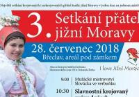 Setkání přátel jžní Moravy - Břeclav