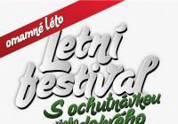 Letní festival - Zámek Kladno