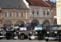 Veteran Rallye Kutná Hora