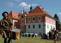 Slavnosti Wratislava z Mitrowicz - Týn nad Vltavou