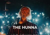 The Hunna v Praze