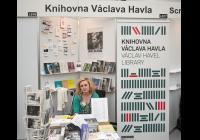 Knihovna Václava Havla na veletrhu Svět knihy Plzeň