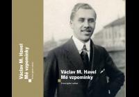Slavnostní uvedení knihy Václava M. Havla Mé vzpomínky
