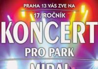 Koncert pro park - Praha