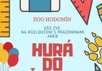 Rozloučení s prázdninami -  Zoo Hodonín
