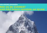 Beseda o treku do BC Everest