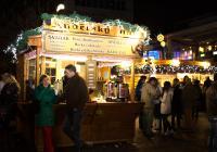 Vánoční trhy - Pěší zóna Anděl Praha