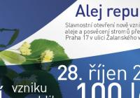 Výročí vzniku republiky - Praha Řepy