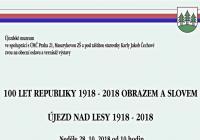 Oslavy vzniku republiky - Praha Újezd