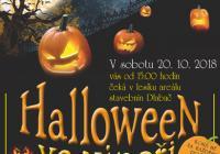 Halloween ve Vinoři - Praha