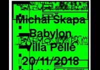 Michal Škapa aka Tron / Babylon