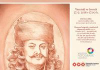 František II. Rákoczi, maďarský hrdina v Jindřichově Hradci