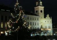 Rozsvícení vánočního stromu - Turnov