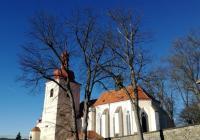 Kostel sv. Martina, Třešť