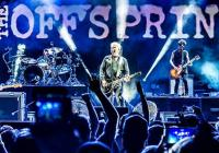 The Offspring na hradě Loket