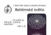 Betlémské světlo - Žacléř
