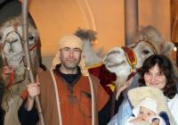Zavírání Vánoc na Chvalském zámku