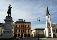 Socha císaře Josefa II., Trutnov