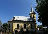 Kostel sv. Josefa Voletiny