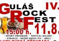 Guláš Rock Fest - Plumlovská přehrada