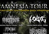 Amnesia Tour - Praha