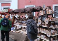 Velikonoční trh - Broumovský klášter