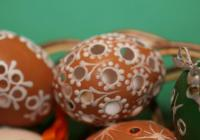 Velikonoční jarmark na náměstí v Novém Jičíně