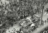 Debata: 50 let pražského jara a odhodlání ke svobodě