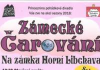 Pálení čarodějnic - Zámek Horní Libchava