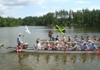 Dračí lodě - Knížecí rybník Tábor
