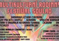 Multikulturní rodinný festival Soulad - Duhovka Břeclav