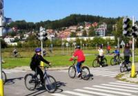 Den s policií - Dopravní hřiště Náchod