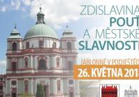 Zdislavina pouť a městské slavnosti města Jablonné v Podještědí