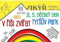 Den dětí - Tyršův park Jablonec nad Nisou