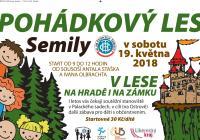 Pohádkový les - Semily