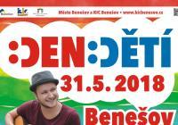 Den dětí na náměstí v Benešově