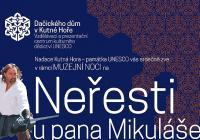 Muzejní noc v Dačického domě - Kutná Hora