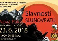 Slavnosti slunovratu - Nová Paka