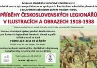 Příběhy československých legionářů v ilustracích a obrazech 1918-1938