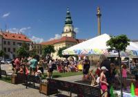 Relaxační zóna v Kroměříži