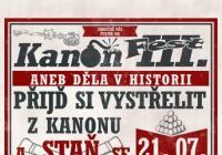 Kanon Fest - Zámek Klášterec nad Ohří