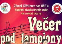 Večer pod lampiony - Zámek Klášterec nad Ohří