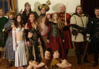 Bibus Spiritus a divadlo pro děti Kristen na hradě Veveří