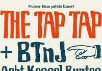 Koncert skupiny The Tap Tap na Švihově