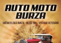 Automoto burza / Bleší trh / Výstava veteránů