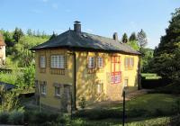 Vila Vlastimila, Luhačovice