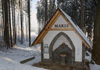 Pramen Marie, Luhačovice