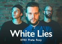 White Lies v Praze