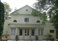 Lázeňské divadlo, Luhačovice