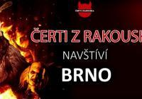 Čerti z Rakouska v Brně